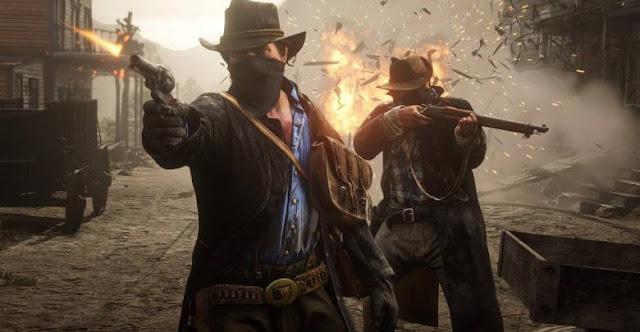 روكستار تخرج للواجهة لأول مرة و تكشف معلومات رهيبة عن نظام اللعب و محتوى لعبة Red Dead Redemption 2