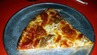 Image result for slice of pizza on a bar