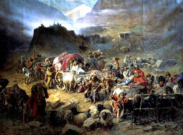 История, Кавказская война итоги, Кавказская война кратко, Кавказская война причины, Трагедия народов,