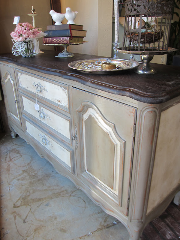 A Quickie Post Knot Too Shabby Furnishings