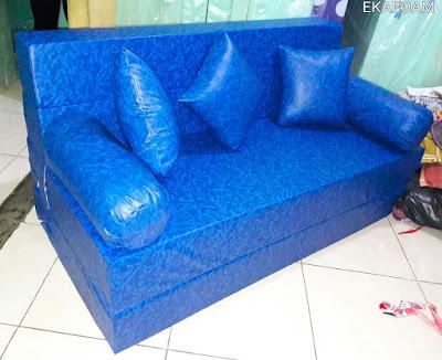 Harga Sofa bed inoac terbaru sarung tahan air