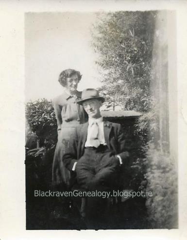 Arthur O'Neill & Winifred (Earley. O'Connor) O'Neill (Dublin & Kiltimagh)