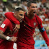 World Cup 2018: A draw with Iran and Portugal progresses to knockout stage