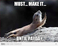 Must make it until payday-picture from pinterest.com
