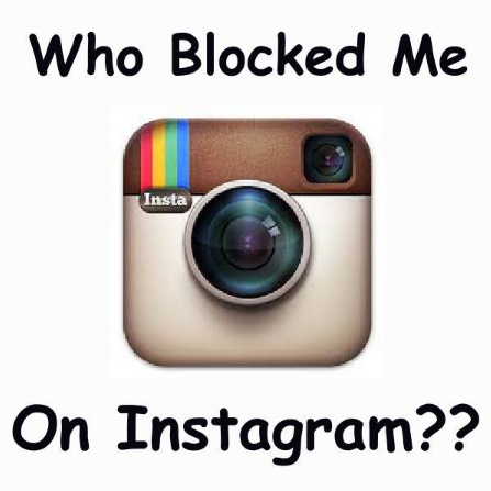 Who Blocked Me On Instagram