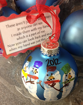 Teaching With Terhune: Christmas Parent Gifts!