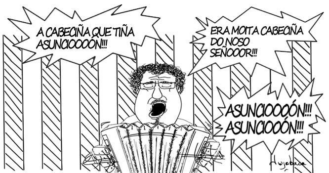 Homenaxe a Asunción Antelo