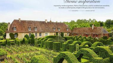 Los Jardines de Prieuré d'Orsan en Francia