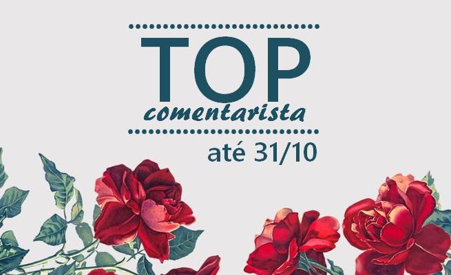 Top Comentarista: Outubro 2017