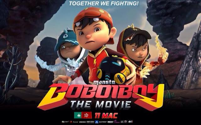 Boboiboy Movie Online 2016 Malay Dub