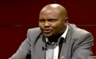 Hate speech maker and kenyas trouble maker Moses kuria, identified.