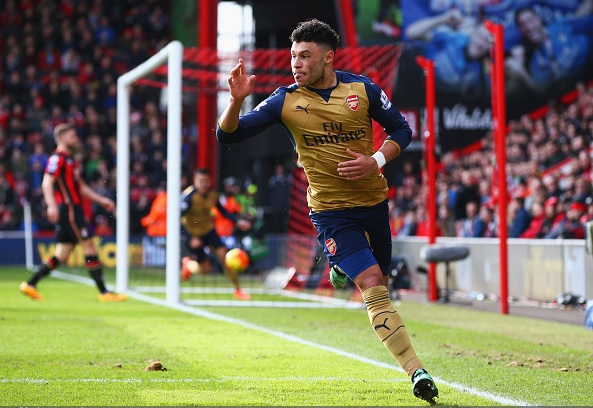 Alex Oxlade-Chamberlain set to leave Arsenal