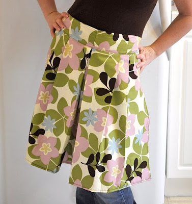 Apron Tutorial Round Up