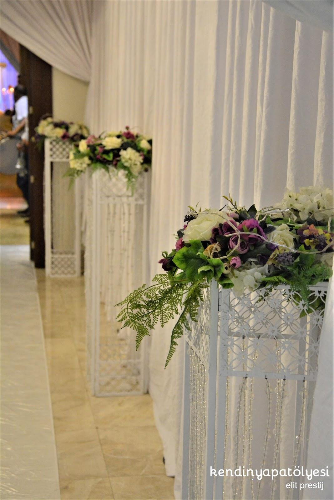 düğün dekorasyonu, düğün salonu