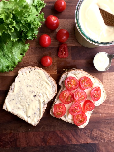 Creamy, thick and a little tangy, mom's homemade cooked mayonnaise is a summer treat. The recipe makes a good-sized batch and it lasts at least a couple of weeks in the fridge. Once you make this recipe you might never go back to store bought mayonnaise again.