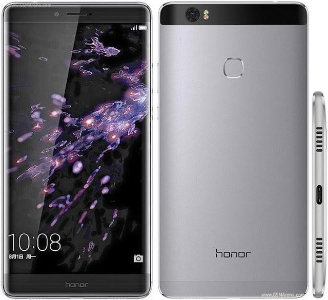 Spesifikasi Huawei Honor Note 8, Phablet Corat Coret Berlayar Lega
