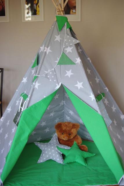 wigwam namiot dla dziecka, namiot dla dzieci, tipi wigwam