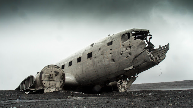 What was the first aviation accident?