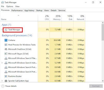 mengatasi personalized settings not responding di windows 10 tehnomac