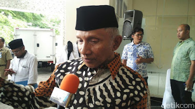 Amien Rais: Pamor Jokowi Merosot, #2019GantiPresiden Tak Terbantahkan - Info Presiden Jokowi Dan Pemerintah