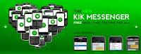 Download  Kik Messenger apk free