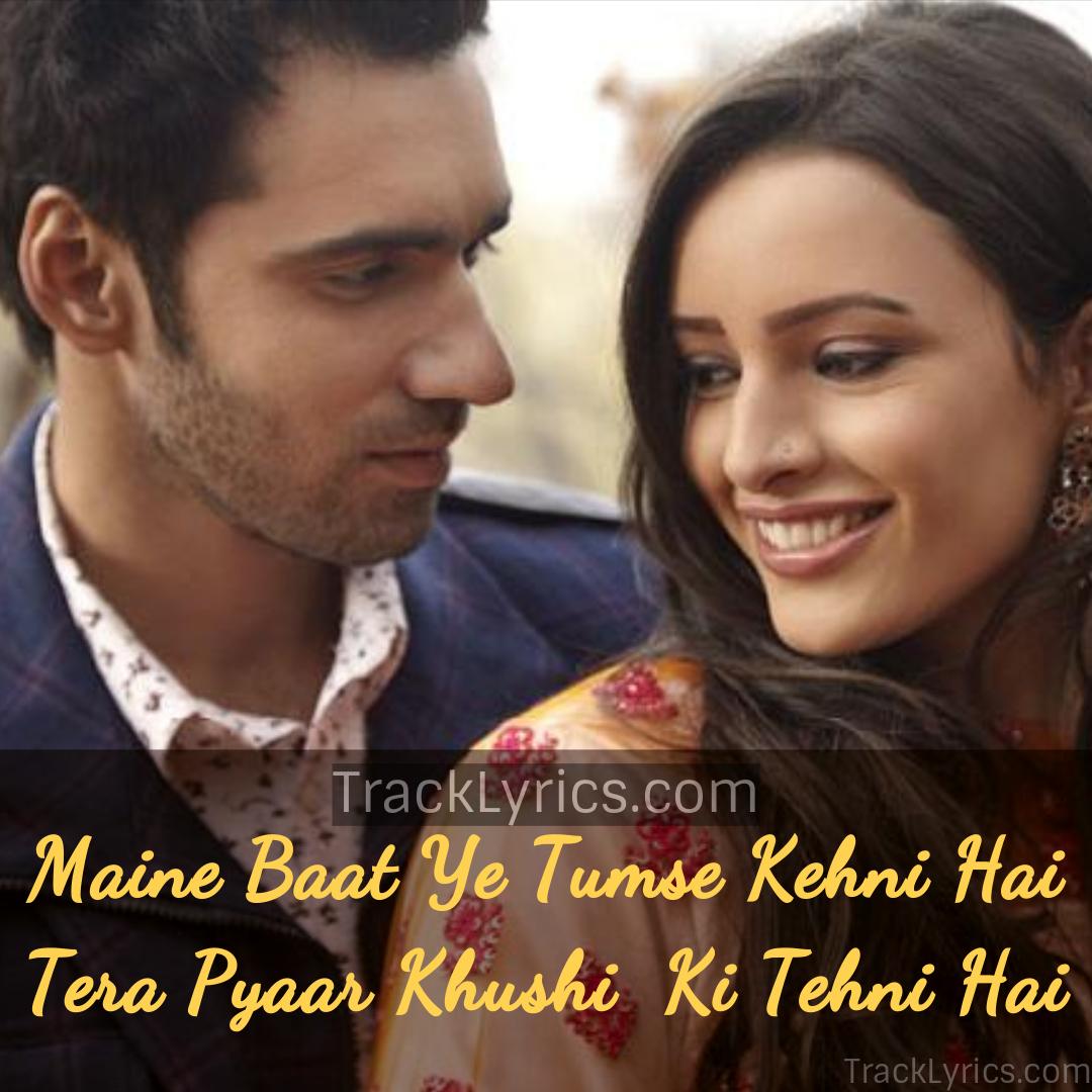 Song Quotes 2018 Aahista Laila Majnu Avinash Tripti Arijit