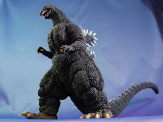 Godzilla 1989 (Godzilla vs Biollante) G-Tempest