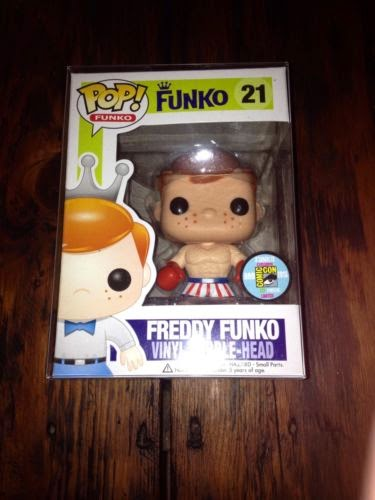 Pop! Freddy Funko Apollo Creed (No Bruises) $1,175.00 - Solo existen 12