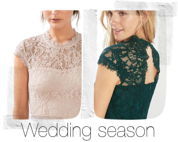 mooie jurken voor een bruiloft