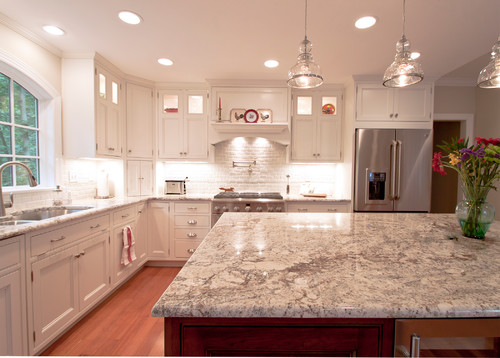 White Rose Granite Countertops Benefits for Your Home! 01