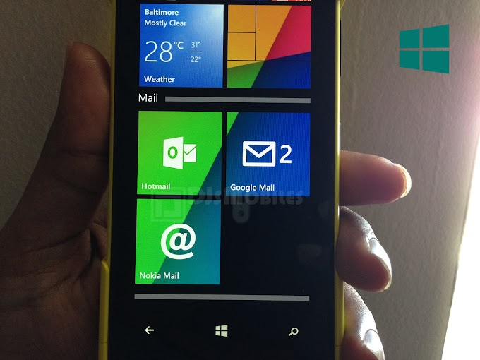 Windows Phone 8.1 Update 1 Developer Preview released