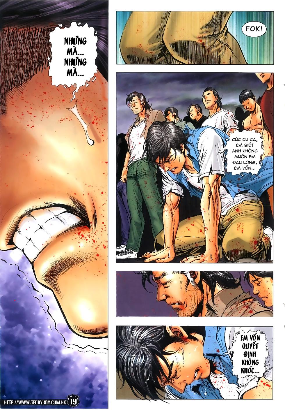 Người Trong Giang Hồ chapter 1861: kết thúc này bắt đầu khác trang 18
