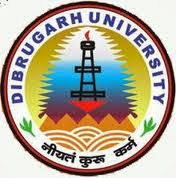Dibrugarh University Recruitment 2013
