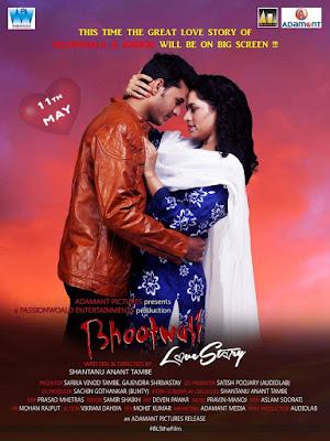 Bhootwali Love Story 2018 Hindi 720p WEB HDRip HEVC x265