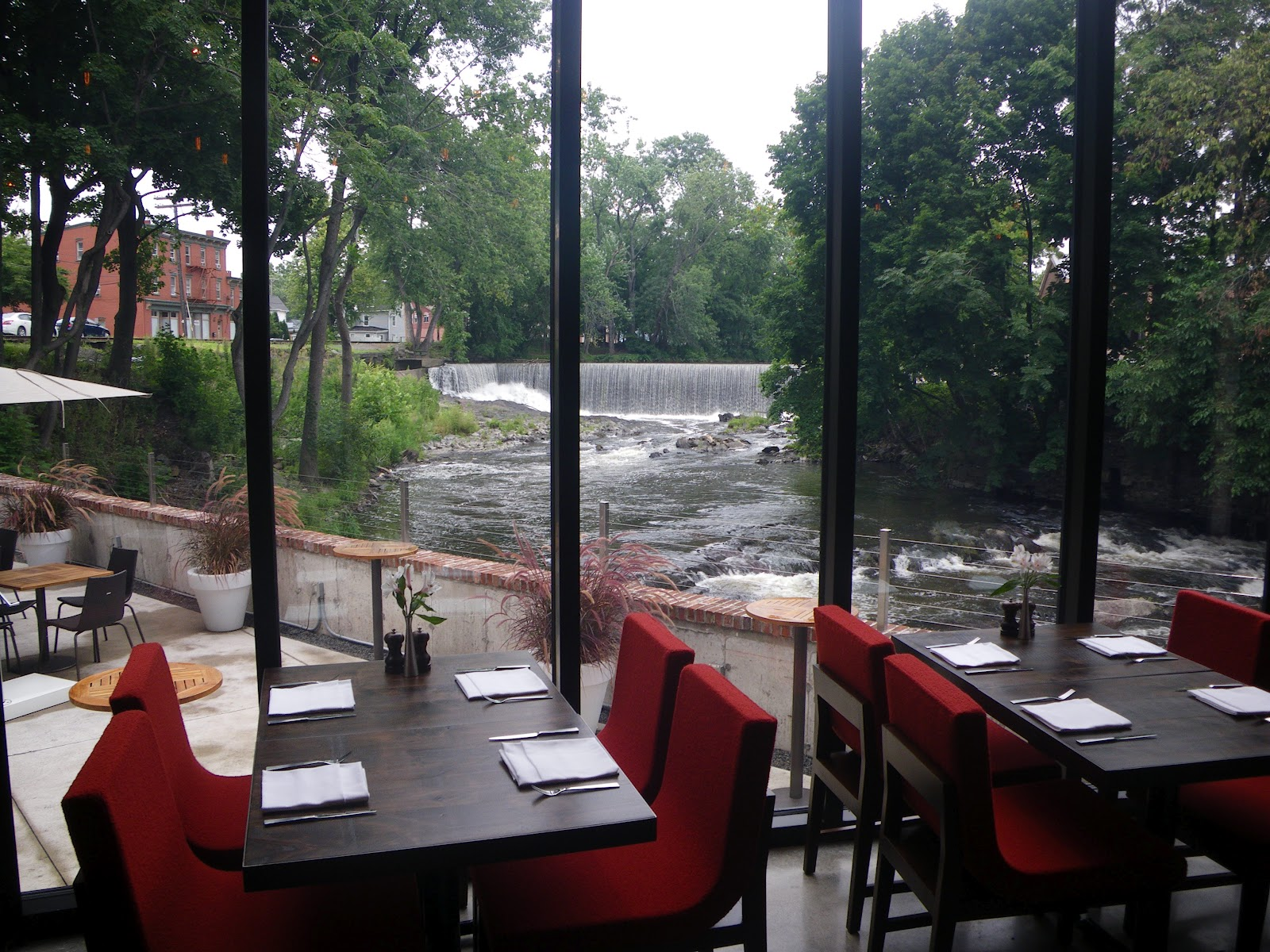 The Roundhouse At Beacon Falls Swift Restaurant Beacon