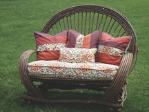 Denise and Rick Pratt Willow Furniture