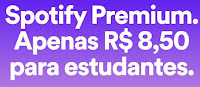 Spotify Premium pela metade do preço para Estudantes