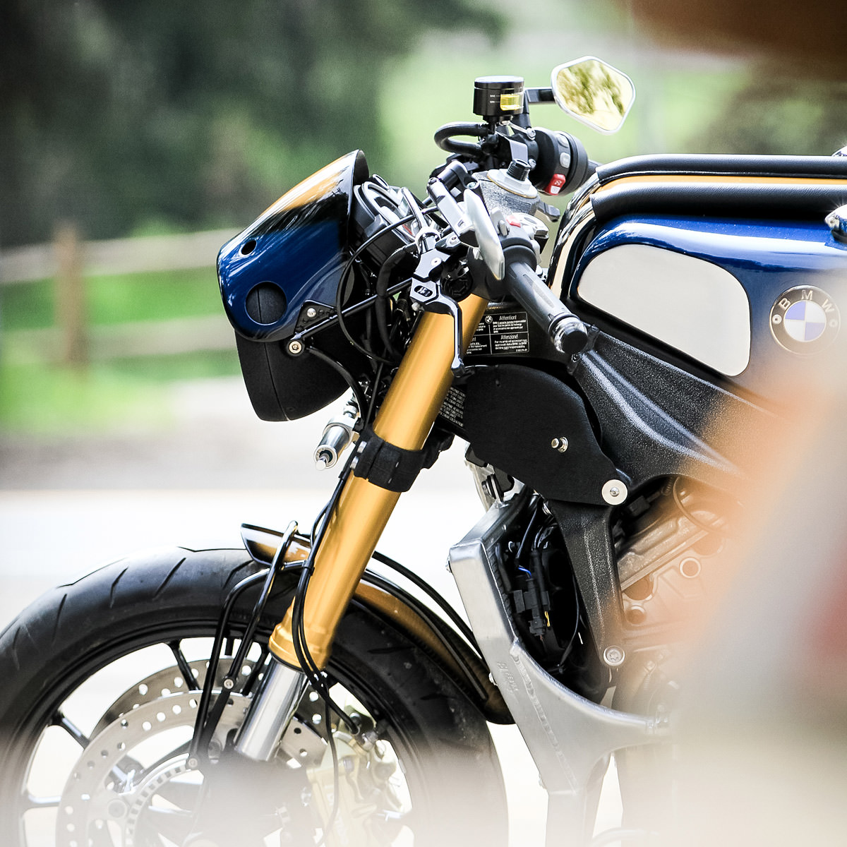 Cafe Racers Customs Passion Inspiration: BMW