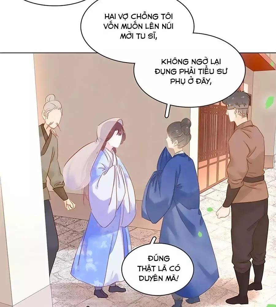 Tiểu sư phụ, tóc giả của ngài rơi rồi! chap 9 - Trang 18