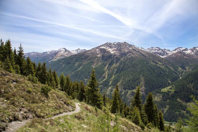 Wandern in Osttirol  Oberseitsee St. Jakob Defereggental 03