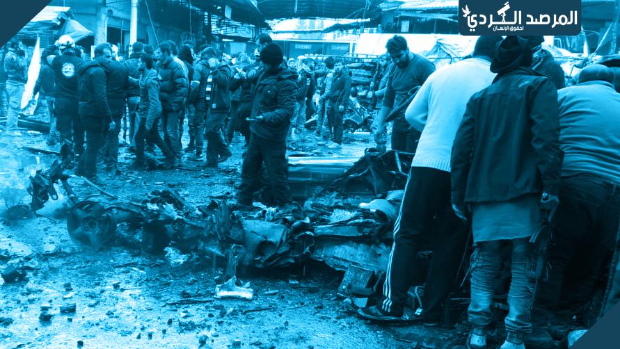 غضب الزيتون : مقتل 25 من الميليشيات الأرهابية بعملية نوعية بمقر ميليشيات الجبهة الشامية