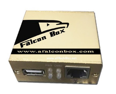 Falcon-Box-Setup