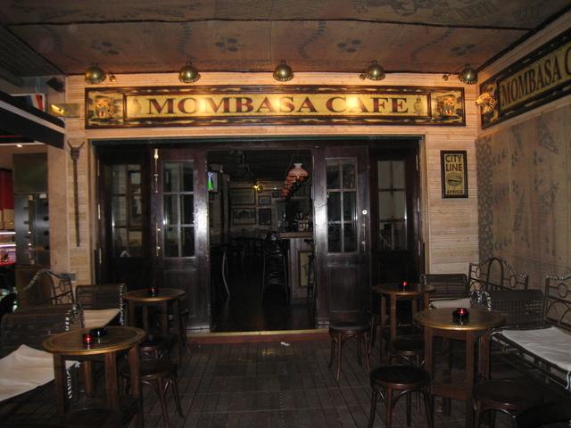 Mombasa Cafe em Maiorca