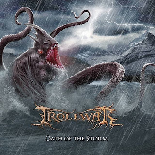 "Το video των TrollWar για το ""Into Shadows"" από το album ""Oath of the Storm"""
