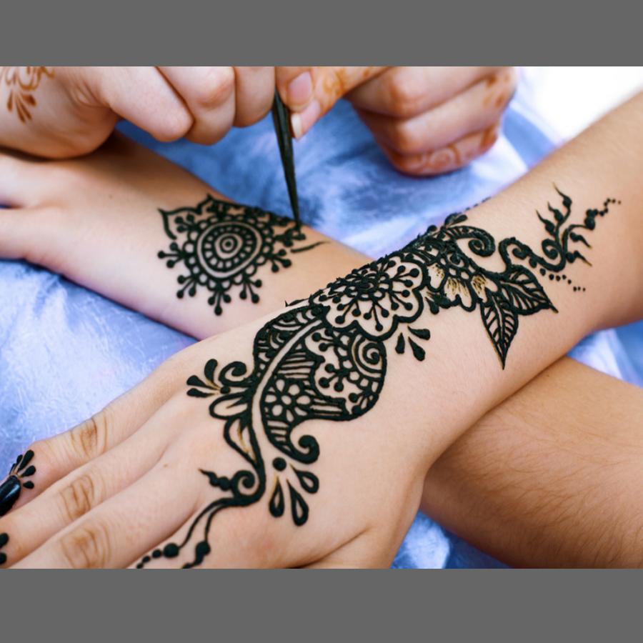 Latest Hand Mehndi Design