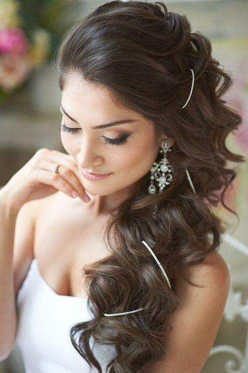 Más agudo peinados sencillos pelo suelto Galería de tendencias de coloración del cabello - La moda en tu cabello: Peinados con pelo suelto para ...