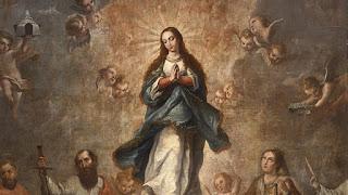 Oração a Imaculada Conceição de Maria