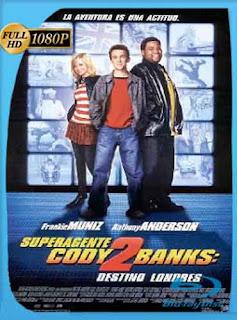 Agente Cody Banks 2 2004 HD [1080p] Latino [Mega] dizonHD
