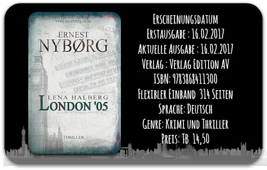 "[Karls Rezension] ""Lena Halberg: London '05"" Ernest Nyborg"