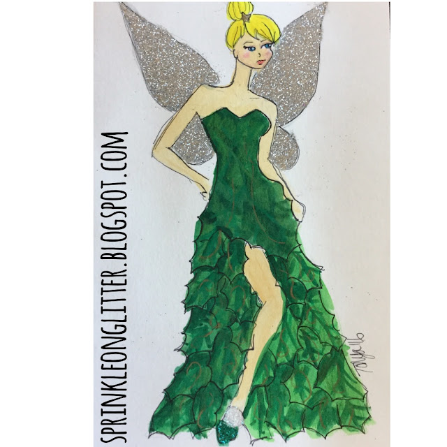 Sprinkle on glitter blog//31 days of disney//tinker bell